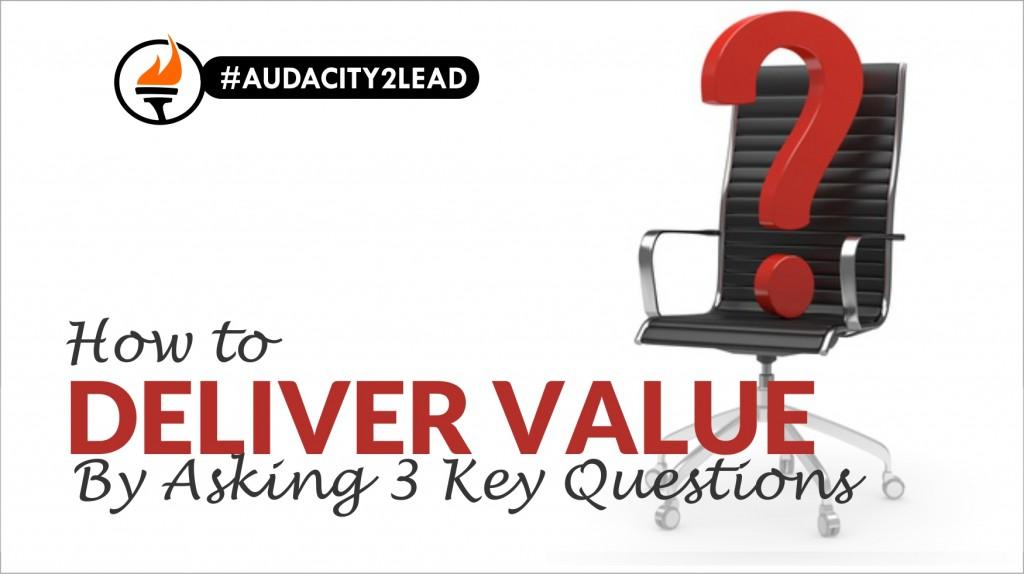 #AUDACITY2LEAD 3 key questions